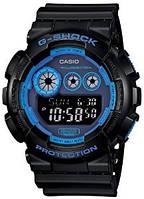 Мужские часы Casio G-Shock GD-120N-1B2 Касио японские кварцевые, фото 1