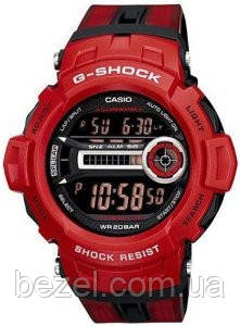 Чоловічий годинник Casio G-Shock GD-200-4 Касіо японські кварцові