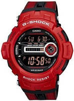 Чоловічий годинник Casio G-Shock GD-200-4 Касіо японські кварцові, фото 1