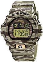 Мужские часы Casio G-Shock GDX-6900TC-5 Касио японские кварцевые