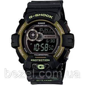 Чоловічий годинник Casio G-Shock GLS-8900CM-1 Касіо японські кварцові
