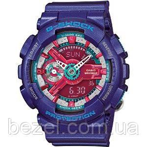 Мужские часы Casio G-Shock GMA-S110HC-2A Касио японские кварцевые