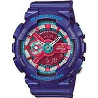 Мужские часы Casio G-Shock GMA-S110HC-2A Касио японские кварцевые, фото 1