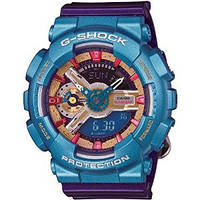 Мужские часы Casio G-Shock GMA-S110HC-6 Касио японские кварцевые