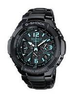 Мужские часы Casio G-Shock GW-3000BD-1A Solar  Касио японские кварцевые, фото 1
