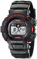 Мужские часы Casio G-Shock GW-9010-1 Mudman Solar  Касио японские кварцевые, фото 1