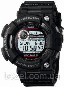 Мужские часы Casio G-Shock GWF-1000-1JF Frogman  Касио японские кварцевые
