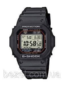 Мужские часы Casio G-Shock GW-M5610-1JF Solar  Касио японские кварцевые