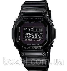 Мужские часы Casio G-Shock GW-M5610BB-1JF Solar  Касио японские кварцевые