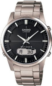 Мужские часы Casio LCW-M170TD-1AJF Касио японские кварцевые