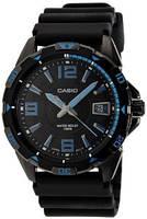 Мужские часы Casio MTD-1065B-1A1 Касио японские кварцевые