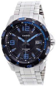 Мужские часы Casio MTD-1065D-1A Касио японские кварцевые