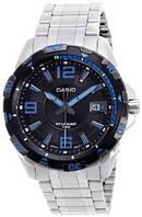 Мужские часы Casio MTD-1065D-1A Касио японские кварцевые, фото 1
