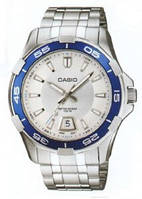 Мужские часы Casio MTD-1063D-7A Касио японские кварцевые