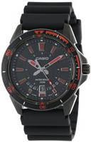 Мужские часы Casio MTD-1066B-1A2 Касио японские кварцевые