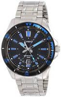 Мужские часы Casio MTD-1066D-1A Касио японские кварцевые