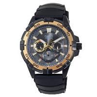 Мужские часы Casio MTD-1069B-1A1  Касио японские кварцевые