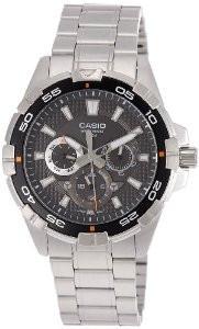 Мужские часы Casio MTD-1069D-1A Касио японские кварцевые