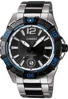 Мужские часы Casio MTD-1070D-1A1 Касио японские кварцевые