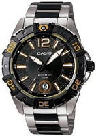 Мужские часы Casio MTD-1070D-1A2 Касио японские кварцевые
