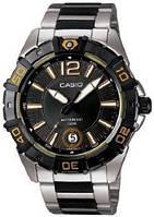 Мужские часы Casio MTD-1070D-1A2 Касио японские кварцевые, фото 1