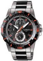 Мужские часы Casio MTD-1071D-1A2 Касио японские кварцевые
