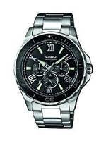 Мужские часы Casio MTD-1075D-1A1VEF Касио японские кварцевые