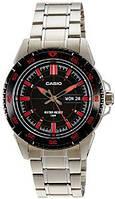 Мужские часы Casio MTD-1078D-1A1 Касио японские кварцевые