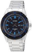 Мужские часы Casio MTD-1078D-1A2 Касио японские кварцевые
