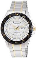 Мужские часы Casio MTD-1078SG-7A Касио японские кварцевые