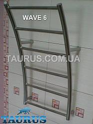 Полотенцесушитель водяной Wave 6/640 х 450 мм.
