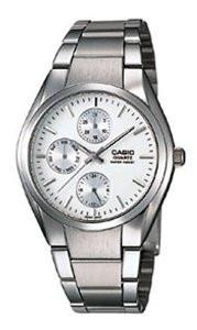 Мужские часы Casio MTP-1191A-7A Касио японские кварцевые