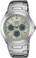 Мужские часы Casio MTP-1247D-9A Касио японские кварцевые
