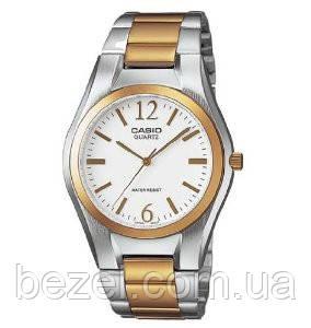 Мужские часы Casio MTP-1253SG-7A Касио японские кварцевые