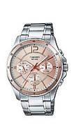 Мужские часы Casio MTP-1374D-9A Касио японские кварцевые