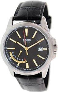 Мужские часы Casio MTP-E102L-1A Касио японские кварцевые
