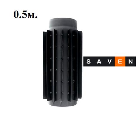 Радиатор для дымохода (2мм) 50 см Ø150, фото 2