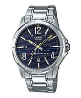 Мужские часы Casio MTP-E106D-2A Касио японские кварцевые