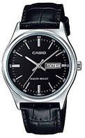 Мужские часы Casio MTP-V003L-1A  Касио японские кварцевые