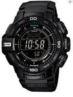 Мужские часы Casio Pro Trek PRG-270-1A Касио японские кварцевые