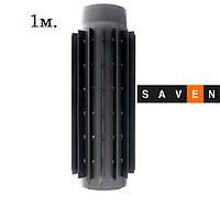 Радиатор для дымохода (2ММ) 100 СМ Ø180