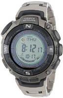 Мужские часы Casio Pro Trek PRW-1500T-7 Pathfinder Solar  Касио японские кварцевые