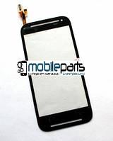 Оригинальный Сенсор (Тачскрин) для HTC Desire 608t (Черный)