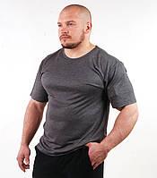 Мужская футболка темно-серая 98, фото 1