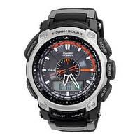 Мужские часы Casio Pro Trek PRW-5000-1 Pathfinder Solar  Касио японские кварцевые
