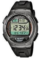 Мужские часы Casio W-734-1AVEF Касио японские кварцевые