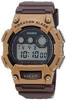 Мужские часы Casio W-735H-5AV Касио японские кварцевые