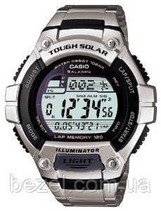 Мужские часы Casio W-S220D-1A Solar  Касио японские кварцевые