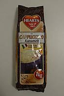 Капучино HEARTS Cappuccino карамель 1 кг