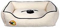 Лежак Trixie Shaun the Sheep плюшевый, с аппликацией, 50х40 см